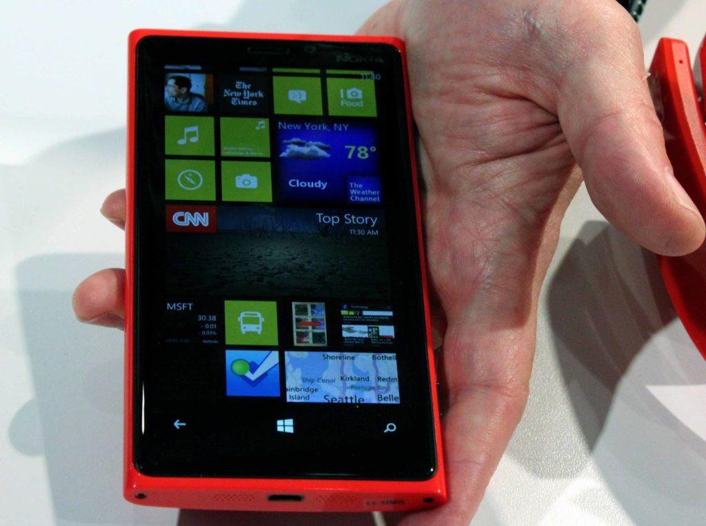 Unlock Nokia Lumia