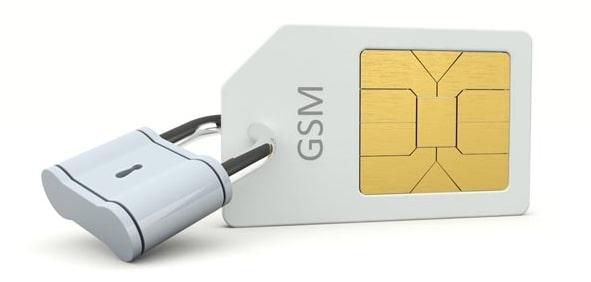 Unlock SIM Card