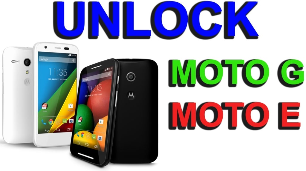 How To Unlock Motorola Phone