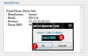 Huawei Code Calculator