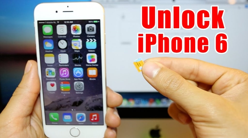How To Unlock iPhone 6 For Free