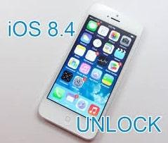 Unlock iOS 8.4