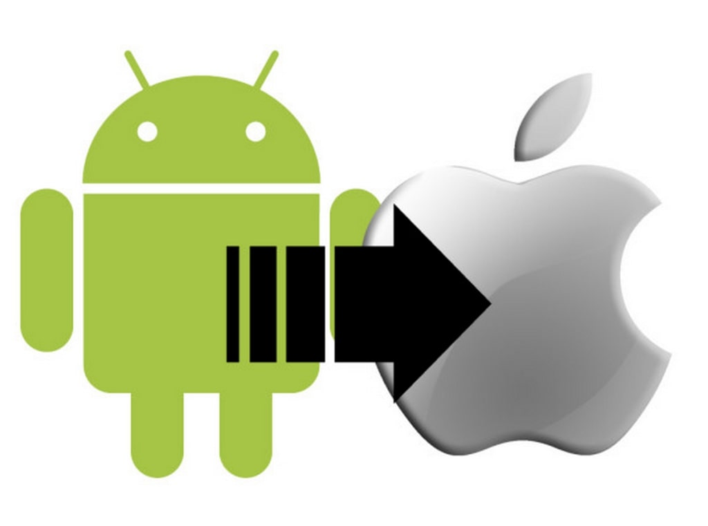 How To Transfer Contacts From Android To iPhone