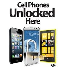Unlocked Cell Phones