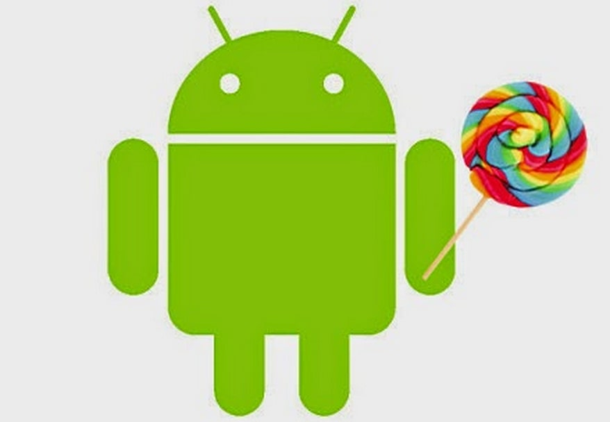 Android Lollipop Update