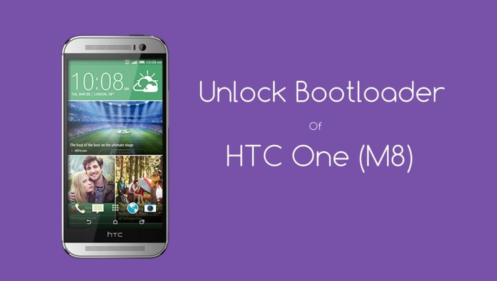 HTC Bootloader Unlock