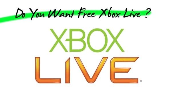 Xbox Live Gold Gratis Points