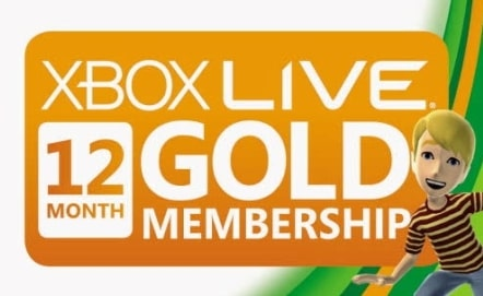 Free Xbox Gold Membership