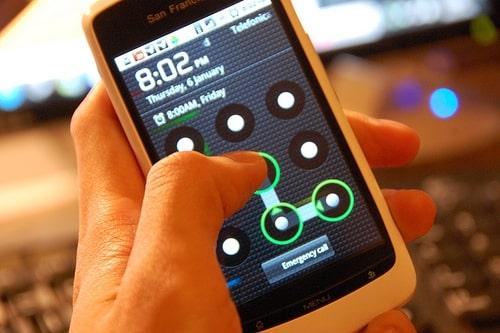 Huawei Pattern Unlock
