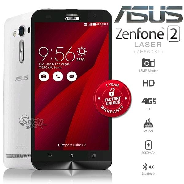 How To Unlock Asus Zenfone 2