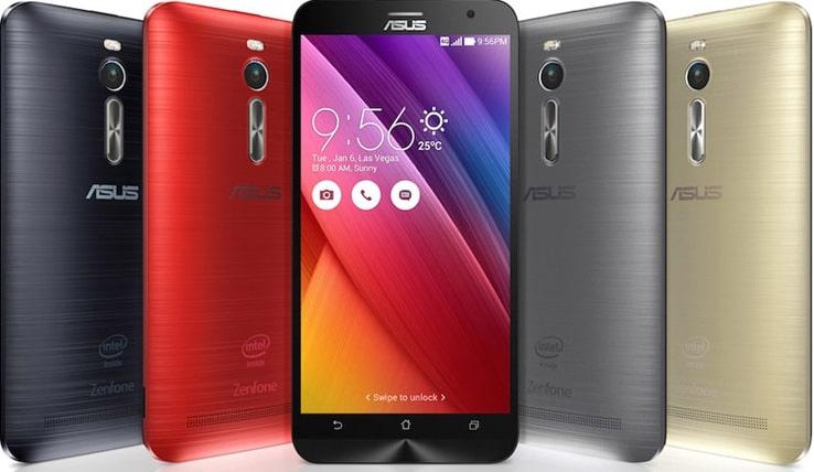 Unlock Asus Zenfone 2