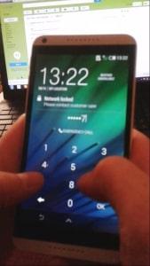 Unlock HTC Desire 816