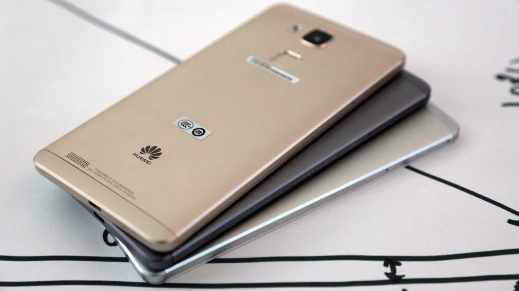 Huawei Mate 8 Code