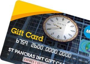 Buy International Gift Cards