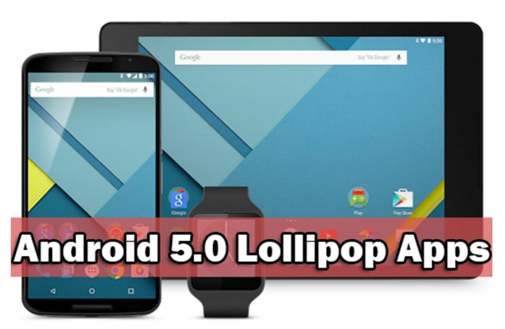 Android 5.0-Lollipop