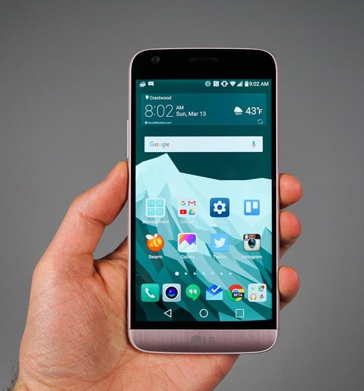 How To Unlock LG G5
