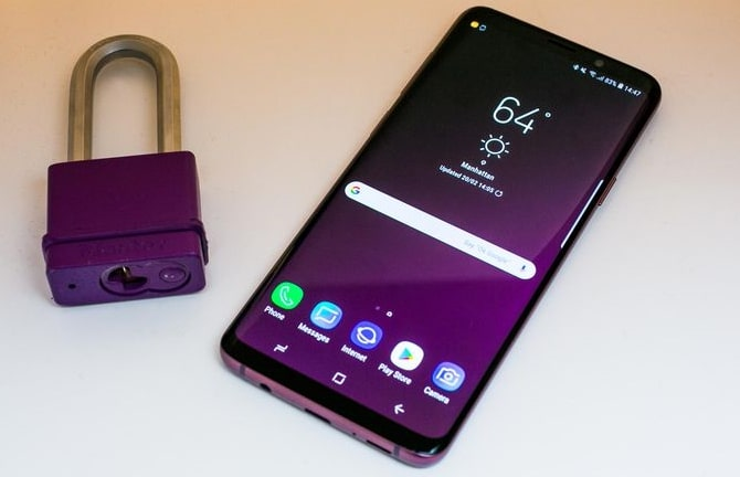 How To Unlock Samsung Galaxy S9