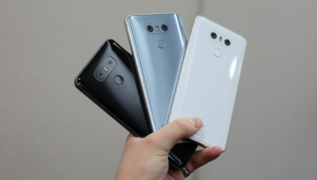 Unlock LG G6 Codes