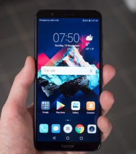 Unlock Huawei Honor 7X