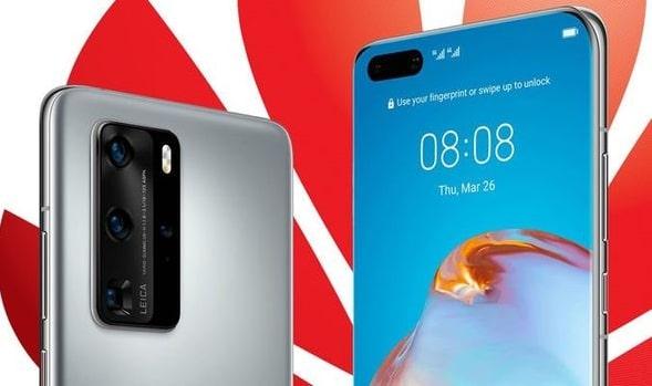 Unlock Huawei P40